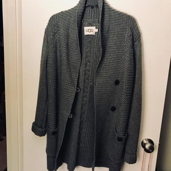 "1990fdfaf0e Ugg Cardigan ""Lillie"" Sweater NWT"